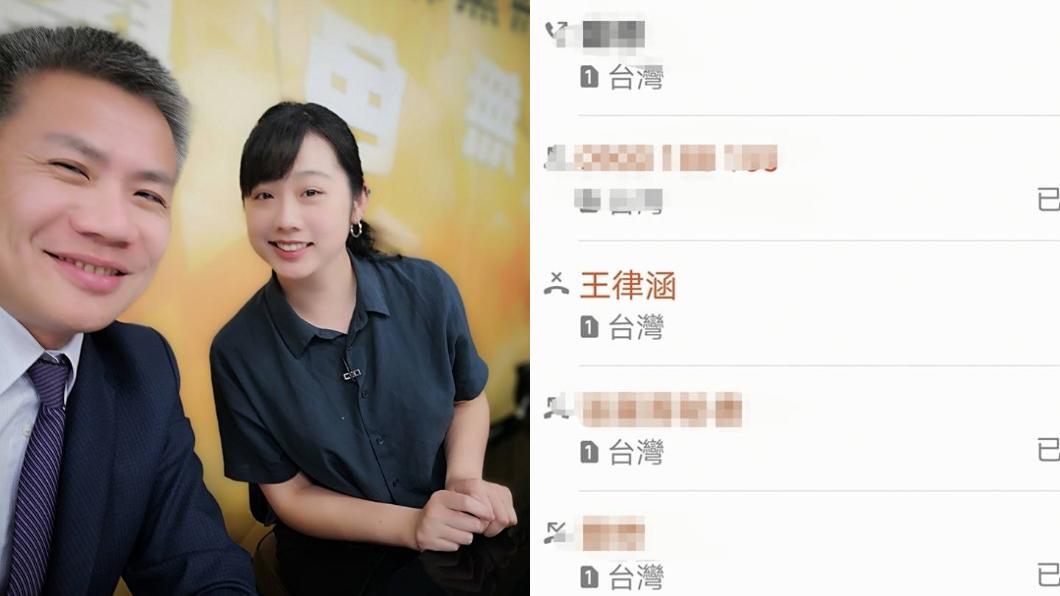 圖/翻攝自羅友志臉書 對韓國瑜女小編做「這件事」 名嘴認:我很噁心
