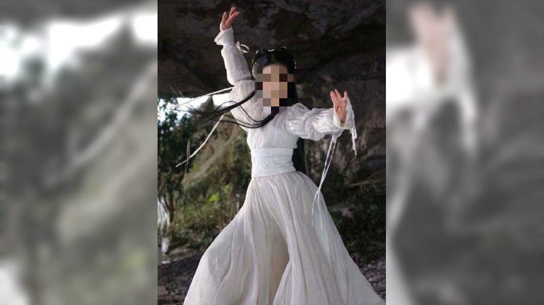 圖/翻攝自微博 11名女星出演「小龍女」 金庸親口點名只愛她!