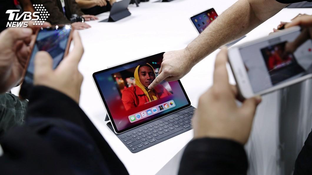 圖/達志影像路透社 蘋果衝業績 Mac與iPad都吹漲價風