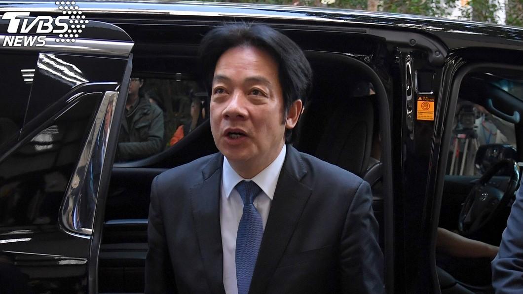 圖/中央社 賴清德提「退休司機支援雙駕」 司機員嗆:頭殼壞掉!