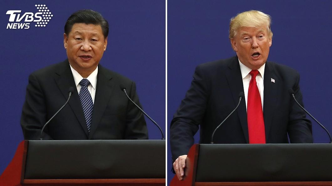 圖/達志影像美聯社 G20川習會 美學者:關稅好談矛盾難解