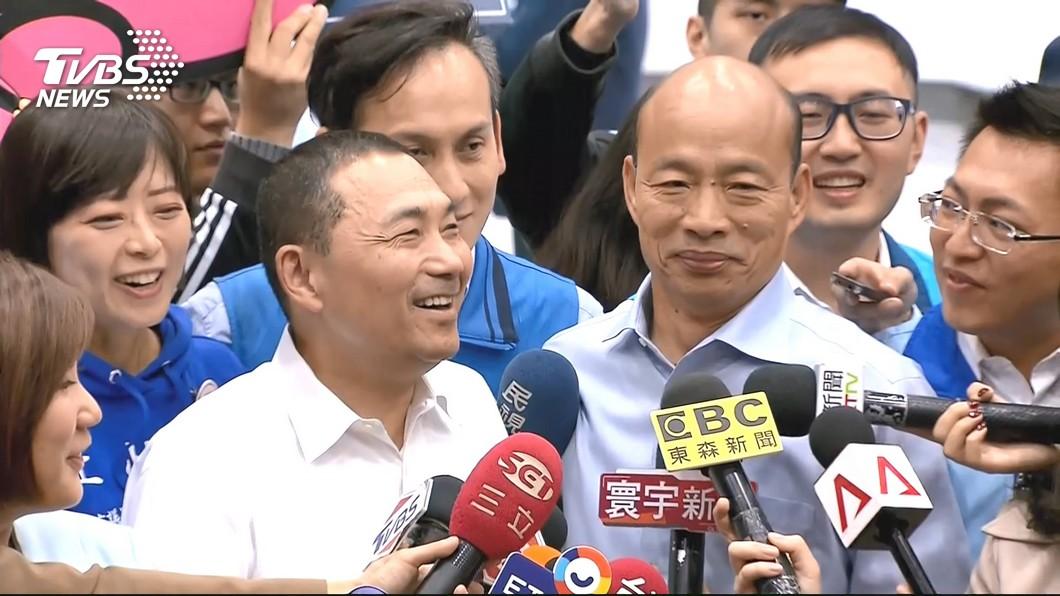 圖/TVBS 北神探南菜販支持度能更高 她曝國民黨「最狠大招」