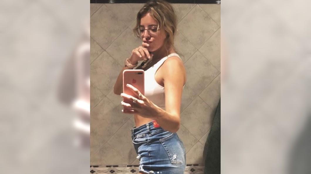 娜塔莉雅開心分享縮胸手術後的樣子。圖/翻攝自natijota Instagram