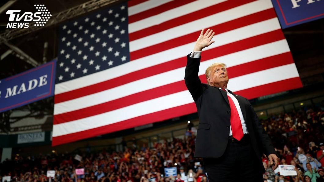 圖/達志影像路透社 川普政績期中考 快速看懂美國期中選舉
