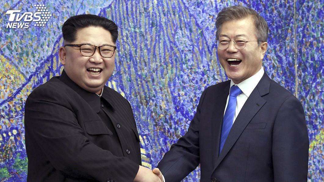 圖/達志影像美聯社 韓媒:美國憂兩韓經濟合作過快 向韓企施壓