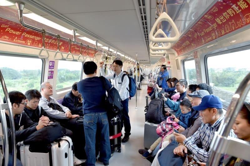 多元優惠推升運量成效顯著 機捷日均量多8,200人次