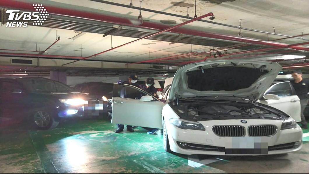 圖/TVBS資料畫面 2女駕車攜逾3千萬元遭搶劫 幫派大哥指使遭訴