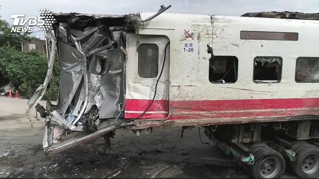 圖/TVBS 台鐵公開普悠瑪事件錄音通聯 共222個檔案