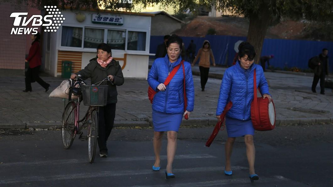 圖為北韓女子,非當事人。/達志影像美聯社 北韓性奴日常!他性侵30同袍 卻說她們勾引長官...