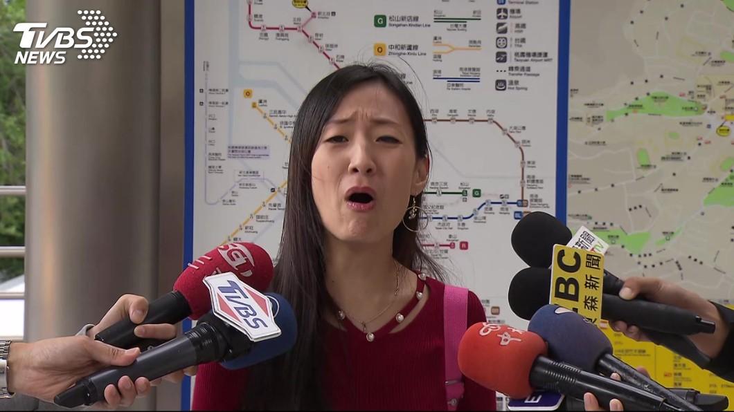 圖/TVBS 法院見!富家女妮妮秀「截圖」喊告 網友火速刪留言