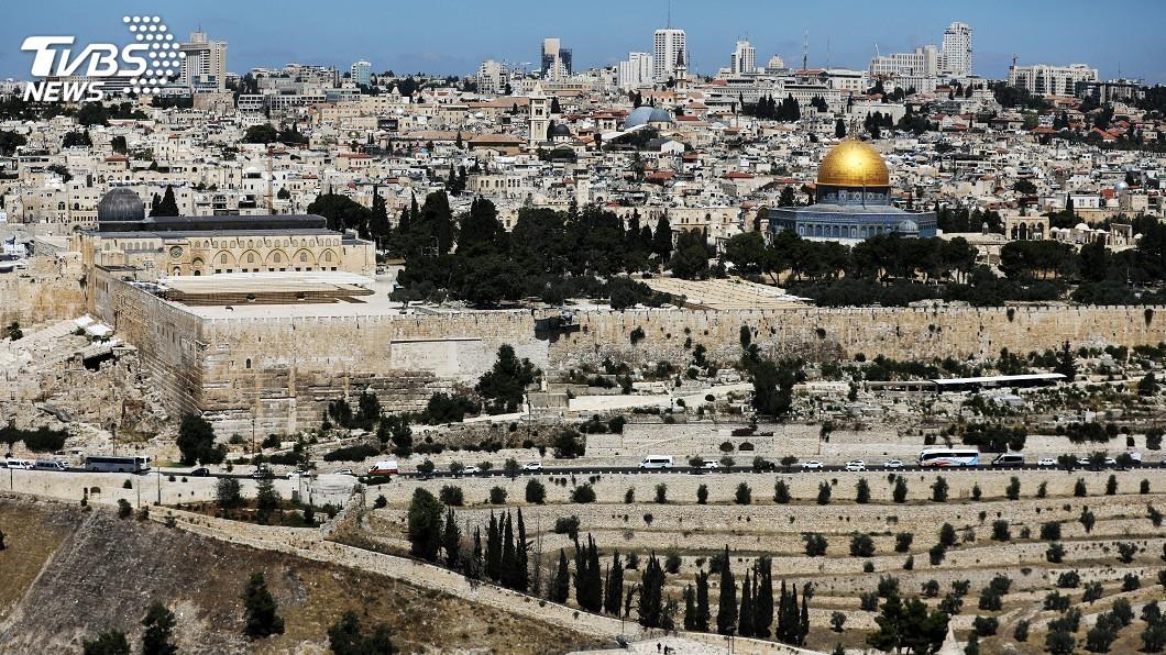 圖/達志影像路透社 巴西總統當選人證實 駐以大使館將遷耶路撒冷