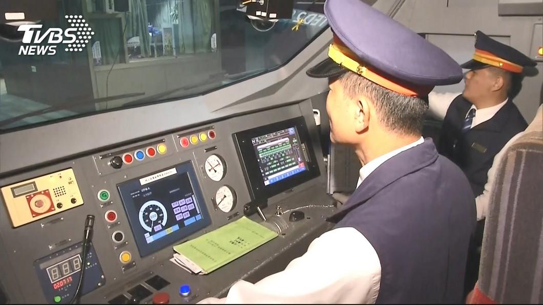 圖/TVBS 明接台鐵局長 張政源考量「減班」讓人車休息
