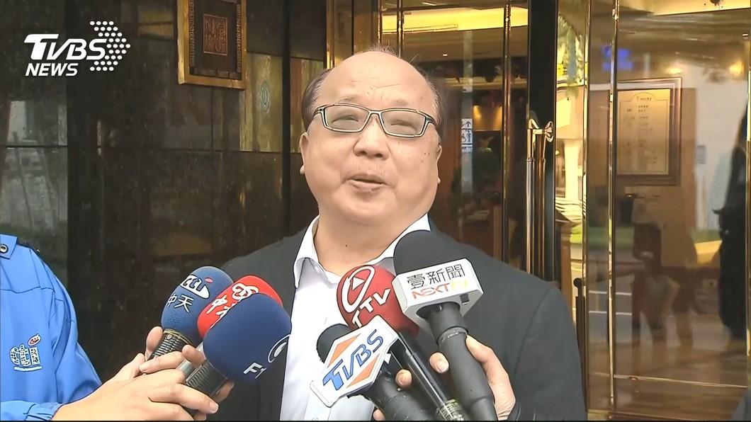 前台中市長胡志強。(圖/TVBS資料畫面) 全家曾到盛唐中醫調身體 胡志強:沒任何問題