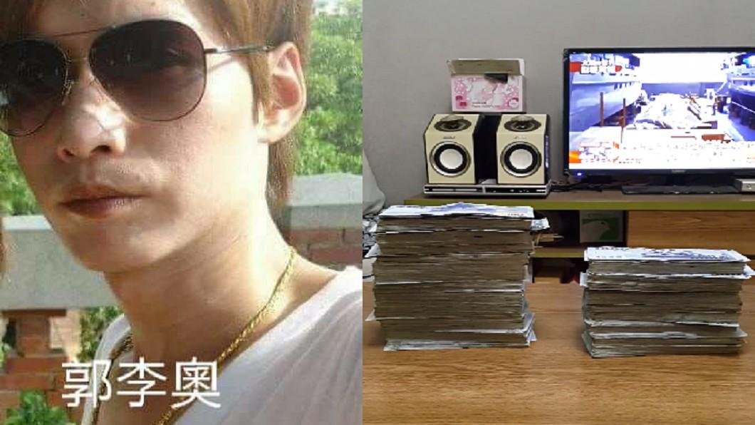 圖/翻攝自 臉書 郭李奧下戰帖 韓國瑜推動他下盤「就發380萬獎金」