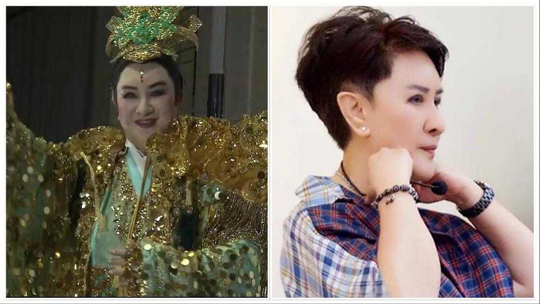圖/翻攝自我是楊麗花臉書、TVBS 楊麗花悲慟證實夫過世 曾傳分不到財產心寒離家