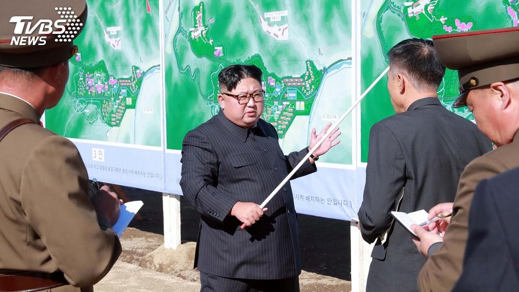圖/達志影像路透社 表面同意非核化 北韓持續生產核武關鍵材料