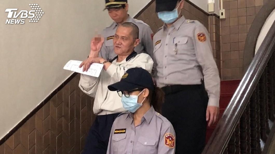 (圖/TVBS資料畫面) 槍決翁仁賢 廢死執行長怒批:法務部就是個笑話