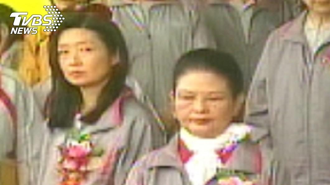 王瑞華與母親李寶珠。圖/TVBS資料畫面