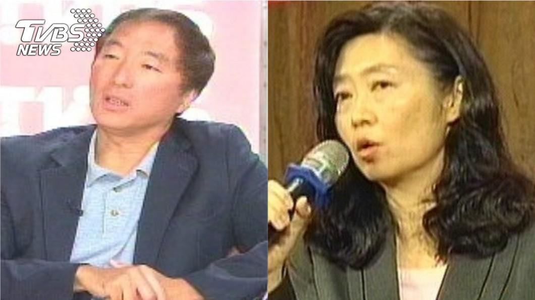 圖/TVBS資料畫面 台塑副總裁王瑞華驚傳婚變 夫楊定一3校董事恐被撤