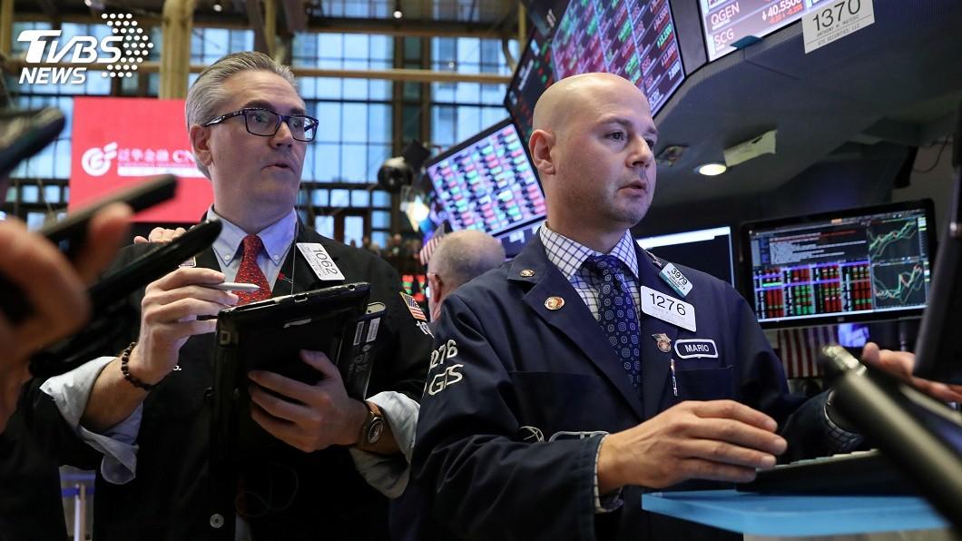 圖/達志影像路透社 聯準會維持利率不變 美股走勢分歧波動不大
