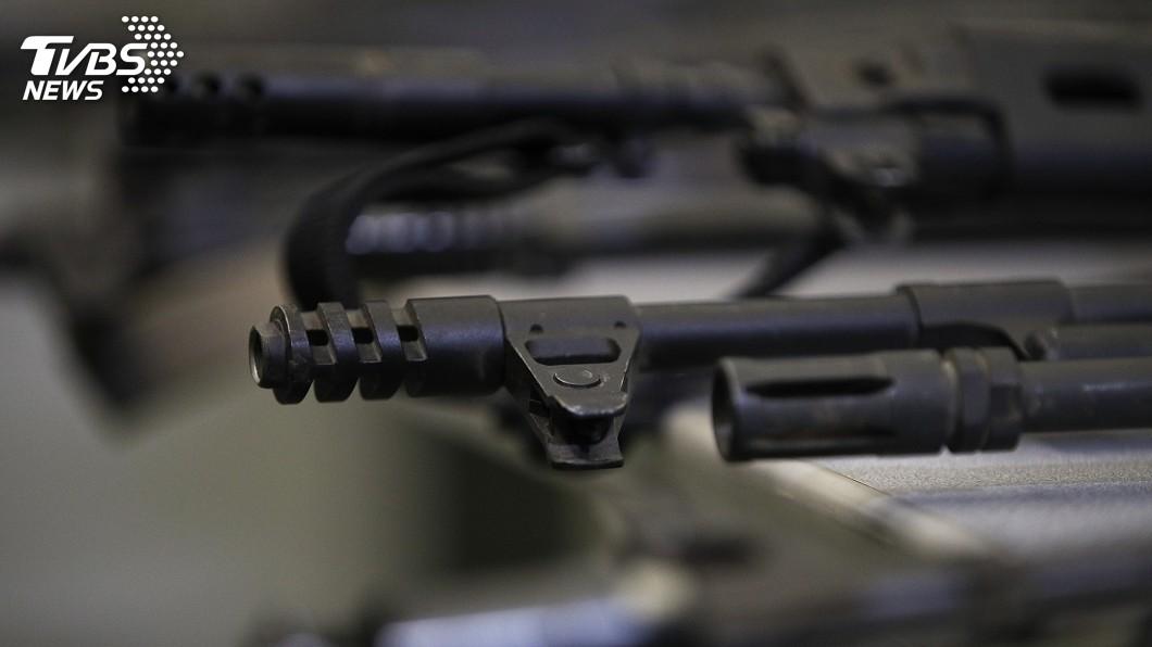 圖/達志影像美聯社 川普大力支持 美國年度武器出口增加13%