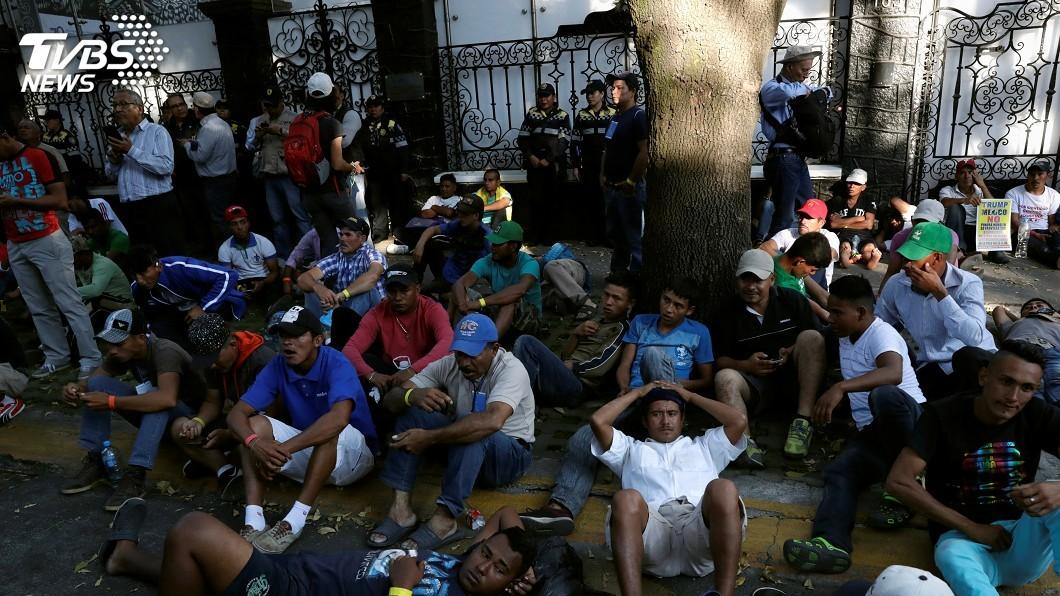 圖/達志影像路透社 川普將簽行政命令 阻非法移民尋求庇護