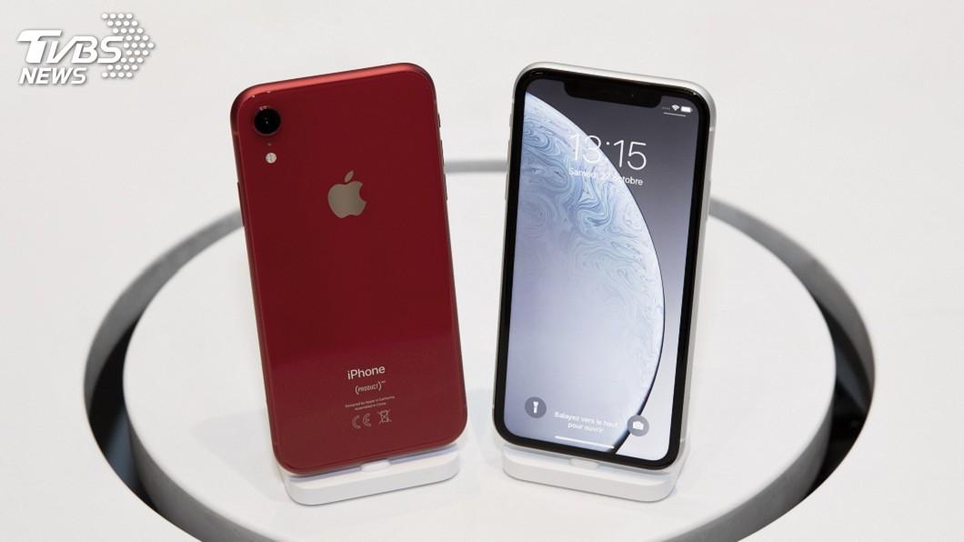 圖/達志影像美聯社 iPhone XR傳銷售率低 生產量恐再降