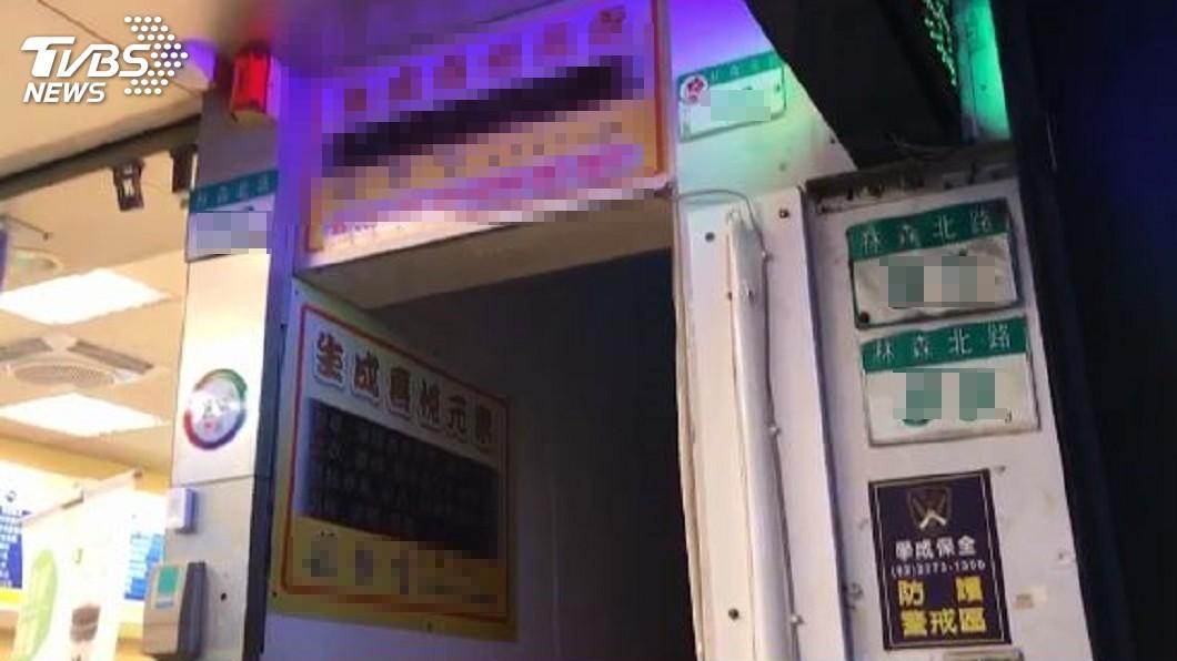 圖/TVBS 北市2歲童疑餓死!瘦到剩皮包骨 母是20歲酒店妹