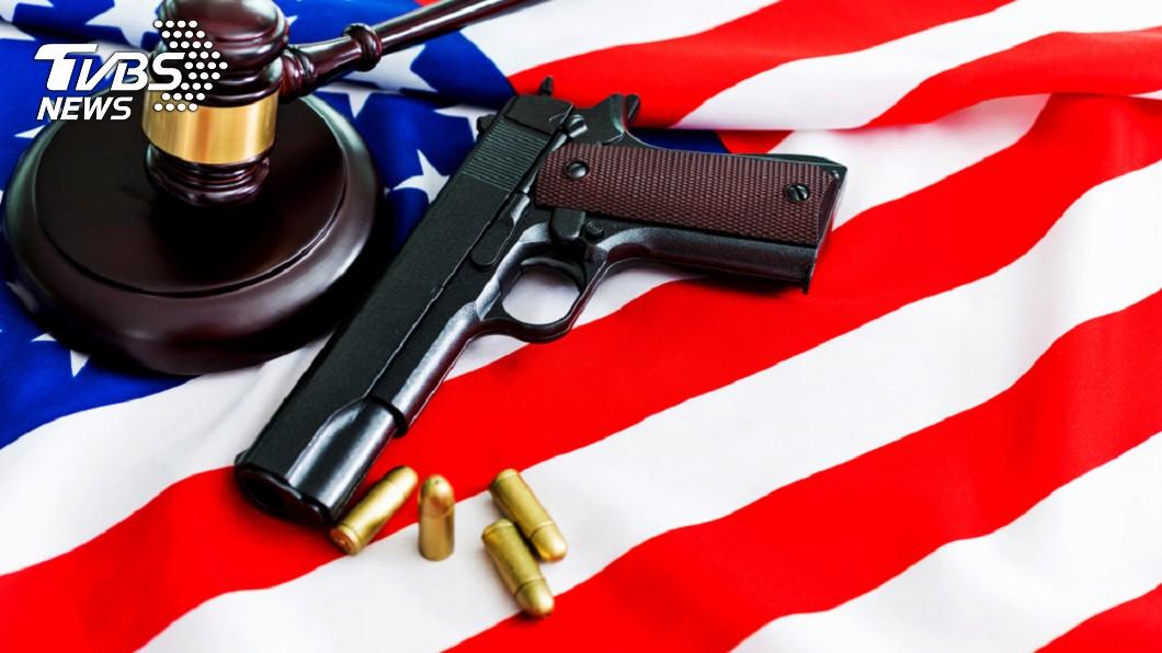 示意圖/TVBS 美重大槍擊案今年已251起 槍枝管制受關注