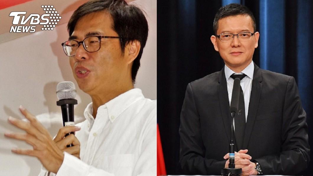 圖/TVBS 陳其邁轟韓造勢人數造假 孫大千反諷:顯示內心在恐懼
