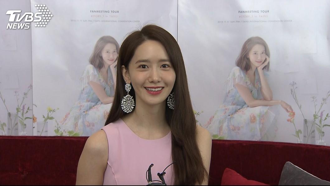 女團「少女時代」的潤娥奪下亞軍。圖/TVBS