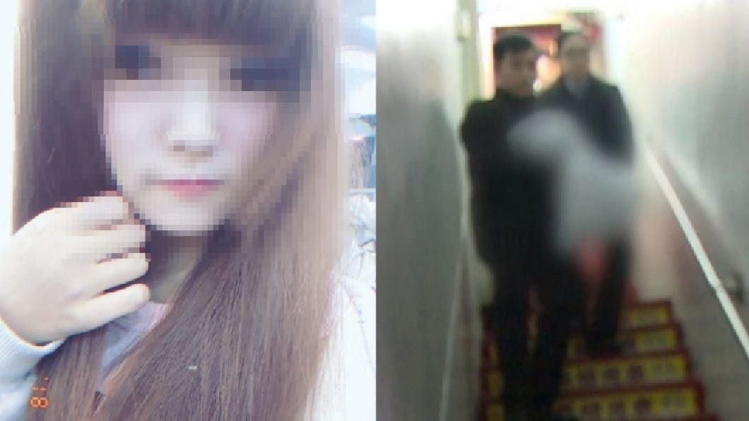 圖/翻攝林女臉書、TVBS 不捨童「骷髏死法」 禮儀師勸母:離開他們,好好過生活