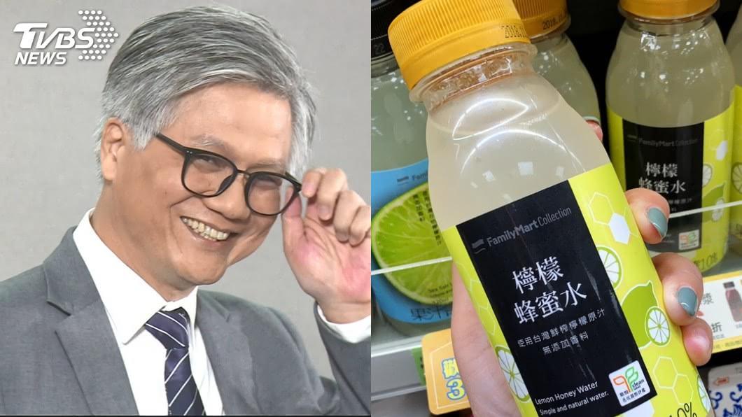 吳蕚洋表示,政見發揮影響力,200萬物超所值。圖/TVBS