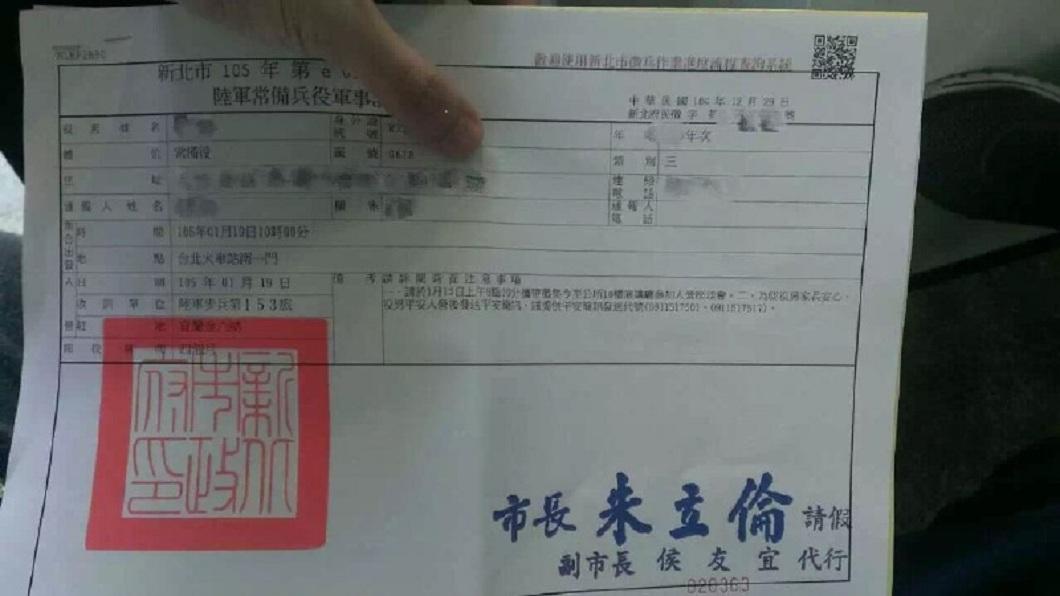 一名擁有台灣和美國雙重國籍的男子,10多年前收到兵單選擇逃兵滯留美國,直到日前入境返台被逮。(示意圖/翻攝自微博) 雙重國籍男不想入伍 滯美「逃兵」10多年