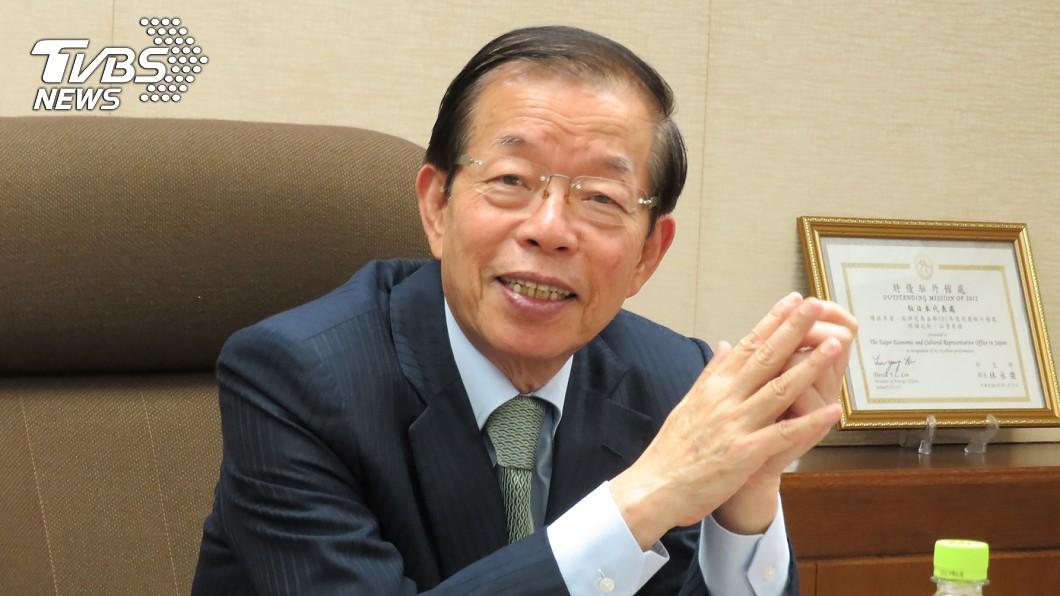圖/中央社 謝長廷籲「國人勿再發言刺激日本」 網轟:「助」日代表