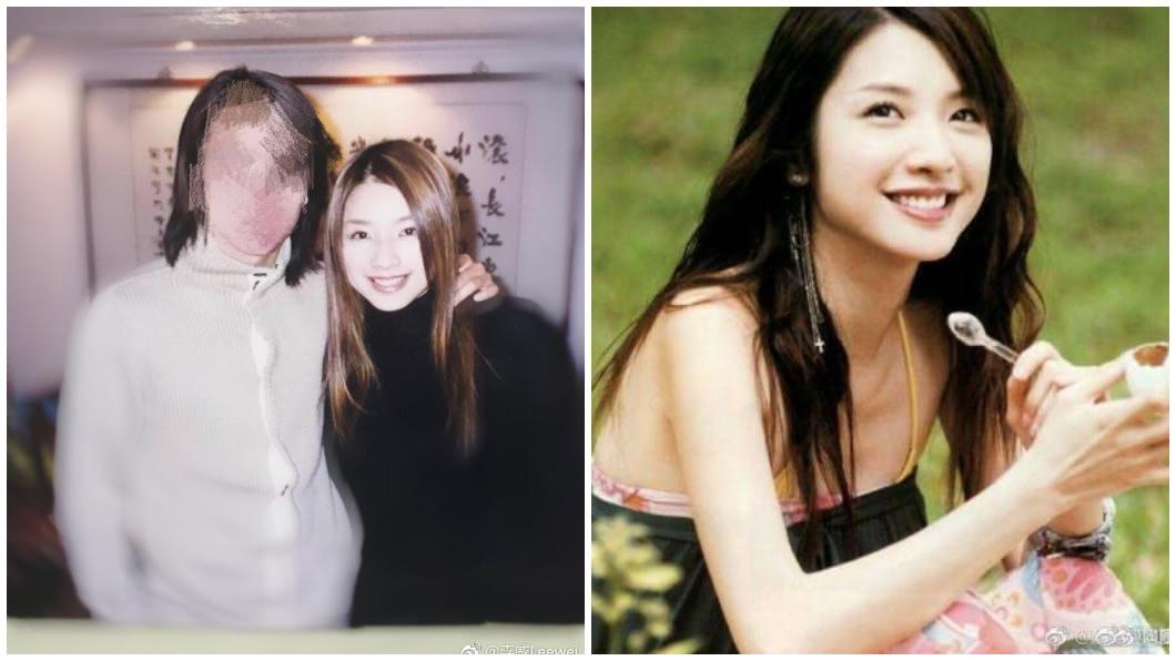 圖/翻攝大陸微博 11年從沒遲到…李威悼念許瑋倫冥誕「天使生日快樂」