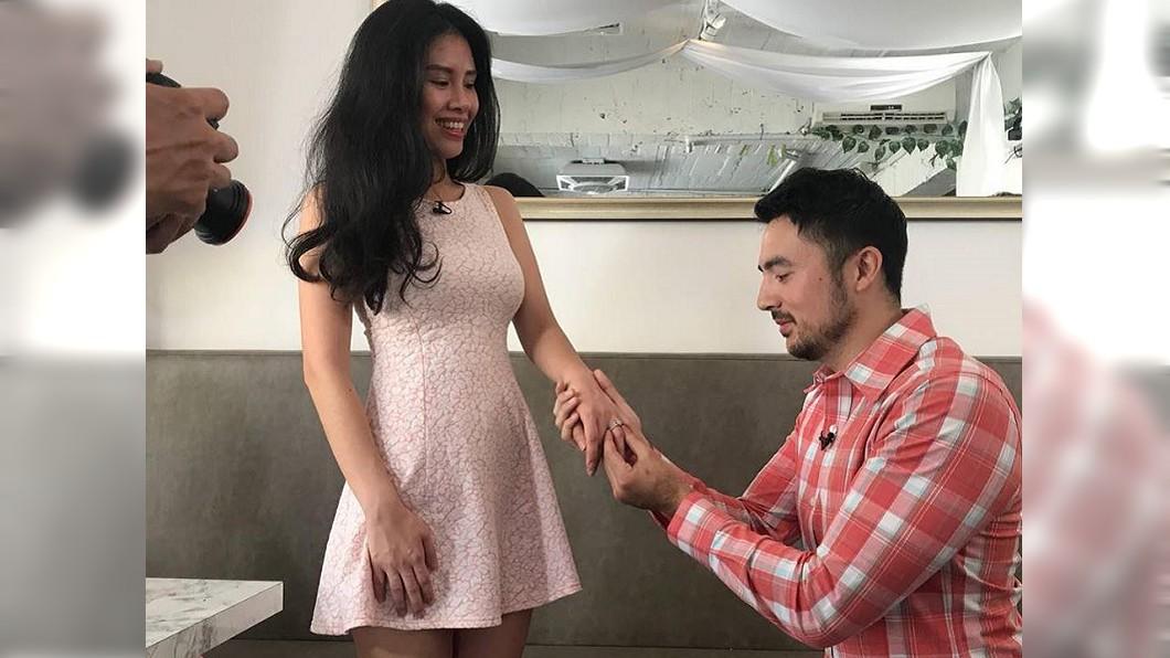 圖/翻攝自班傑 Benji臉書 「同時交往5女友」覓真愛 男星被痛罵:你是渣男!