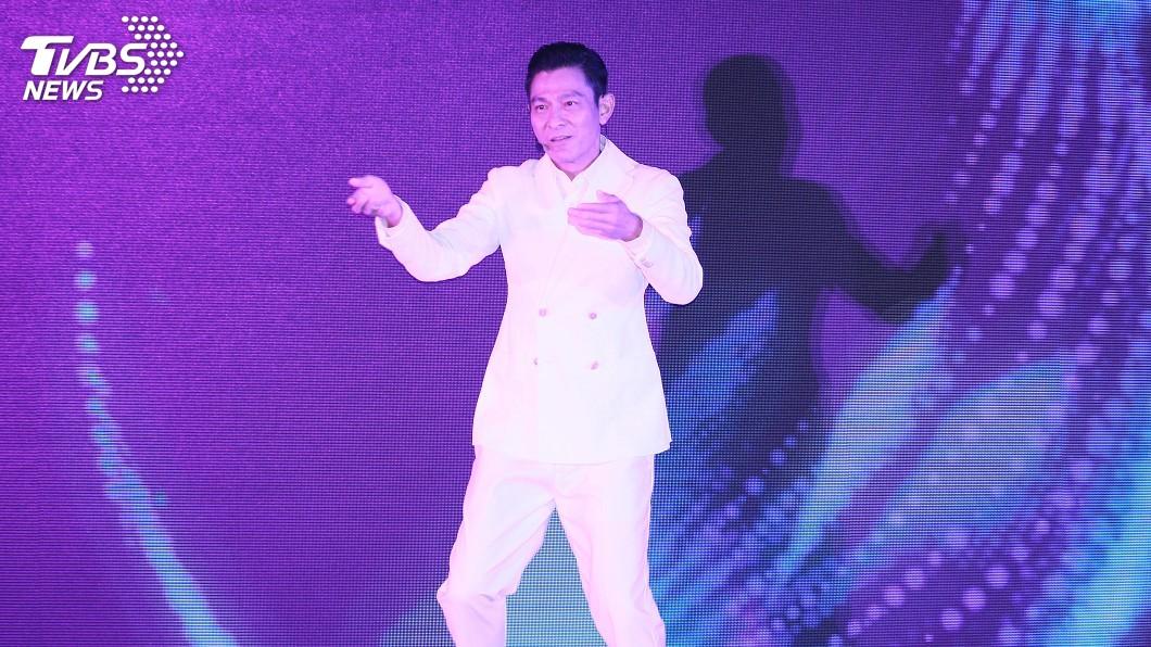 圖/達志影像TPG 金馬55重量級頒獎嘉賓! 劉德華排除萬難來台