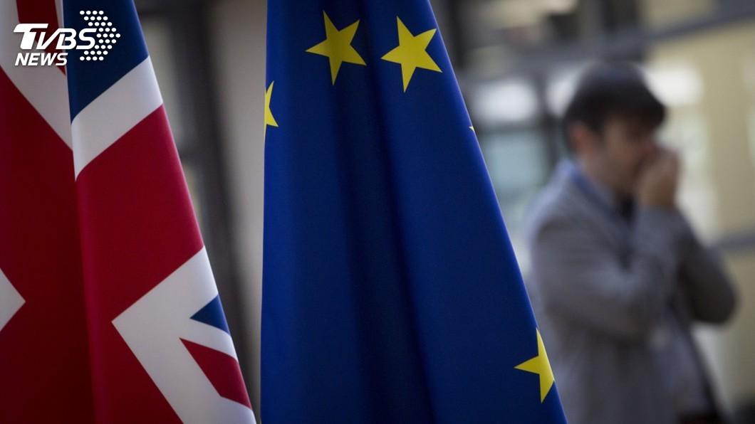 圖/達志影像美聯社 英國與歐盟達成脫歐協議 德外長:鬆一口氣