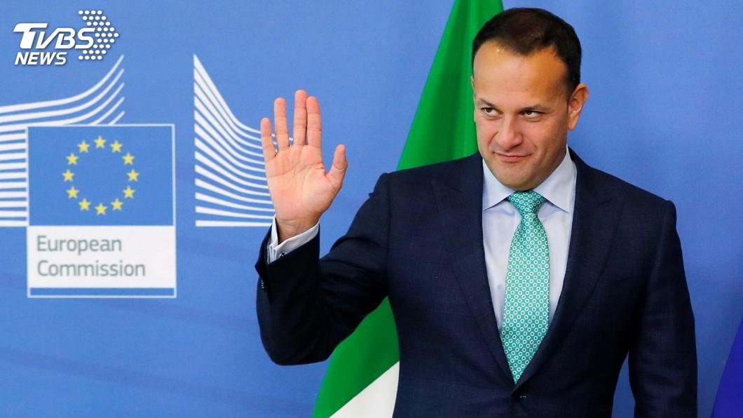 圖/達志影像路透社 英內閣批准脫歐協議草案 愛爾蘭總理喊讚