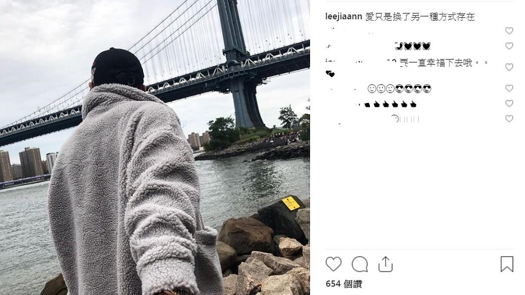 圖/翻攝自李家安IG
