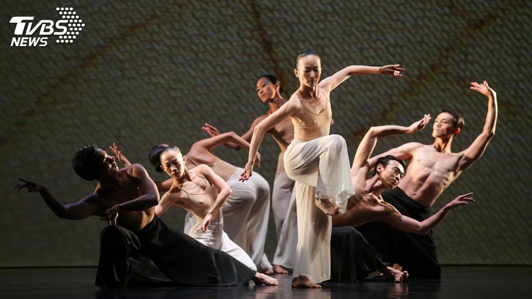 圖/中央社 45週年推舞作精選 林懷民:雲門舞集的意義就是舞者