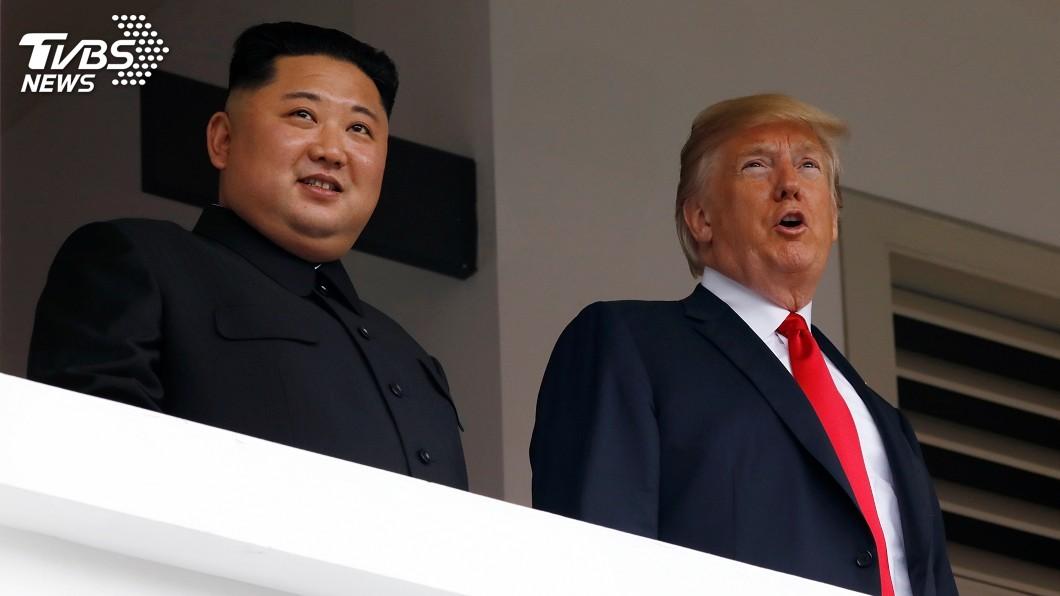 圖/達志影像路透社 彭斯:明年川金二會 不再讓北韓開空頭支票