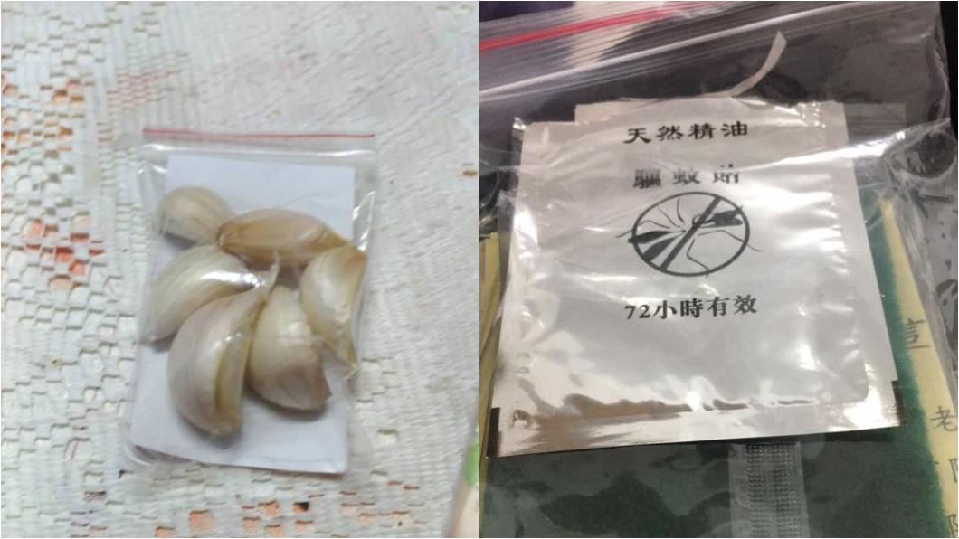 網友分享曾收過的選舉文宣品。圖/翻攝自爆怨公社
