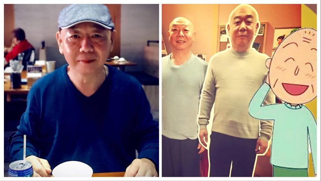 圖/翻攝自顧寶明臉書 68歲顧寶明「手抖+臉僵」 疑罹帕金森氏症鬆口回應
