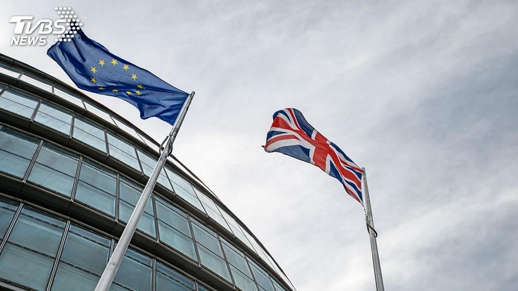示意圖/TVBS 脫歐協議若達不成 歐盟:英國負完全責任
