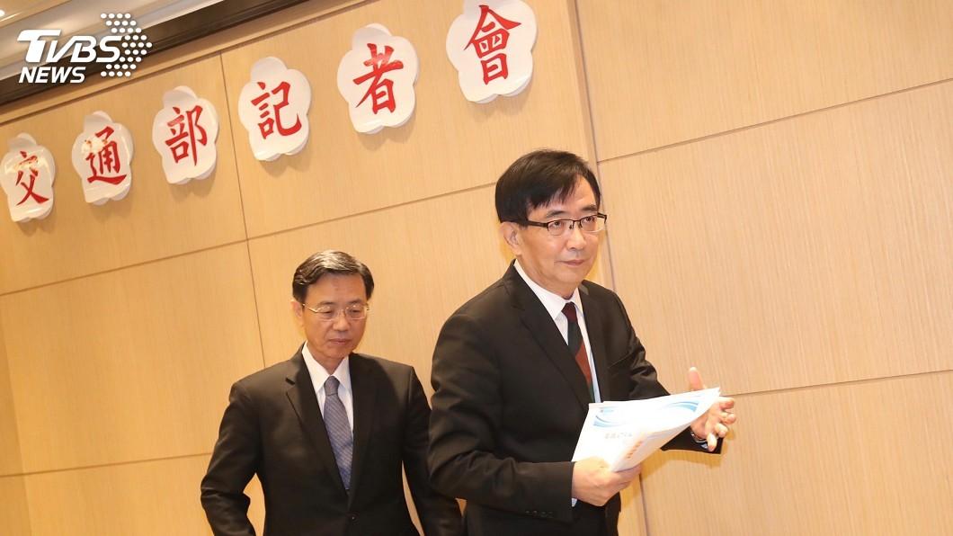 圖/中央社 台鐵提改革方案 108年底自動強制限速