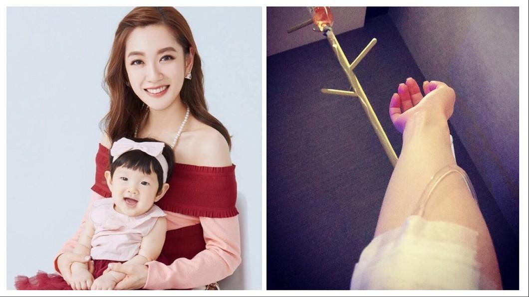 圖/翻攝自楊千霈IG、臉書 金馬獎前2日病倒 楊千霈嘆:失去才會珍惜擁有