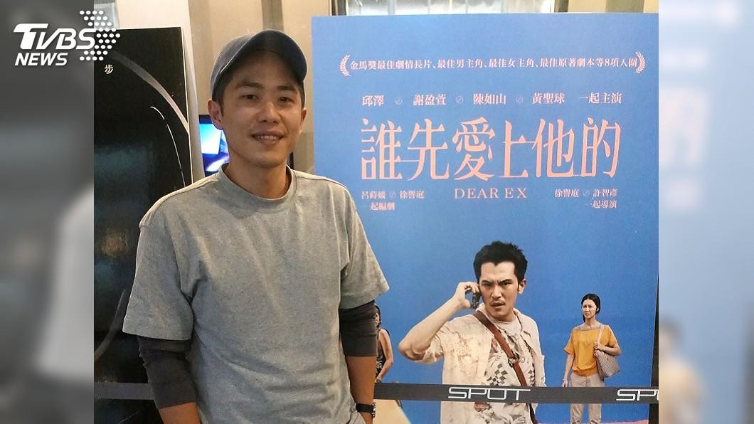 圖/中央社 拍MV到入圍金馬新銳導演 許智彥自勉保有初心
