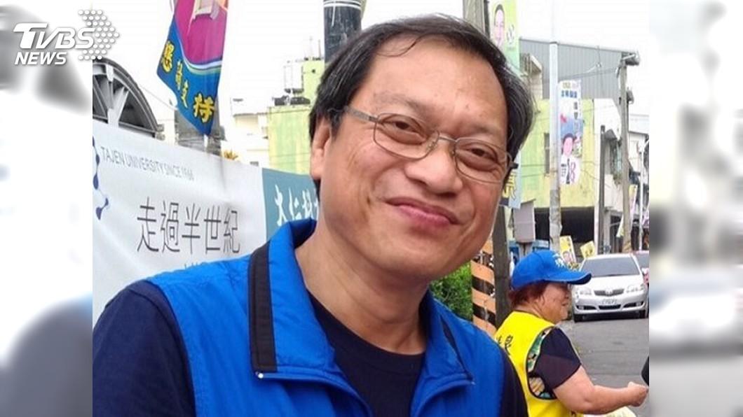 圖/中央社資料畫面 屏東國民黨員抗議不分區名單 要求列入蘇清泉